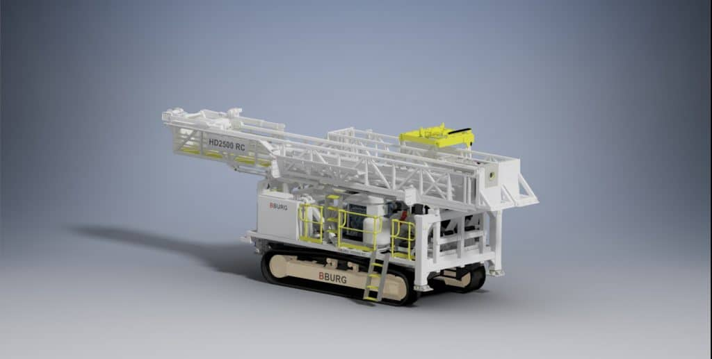 jsw-bburg-hd2500rc-drill-rig