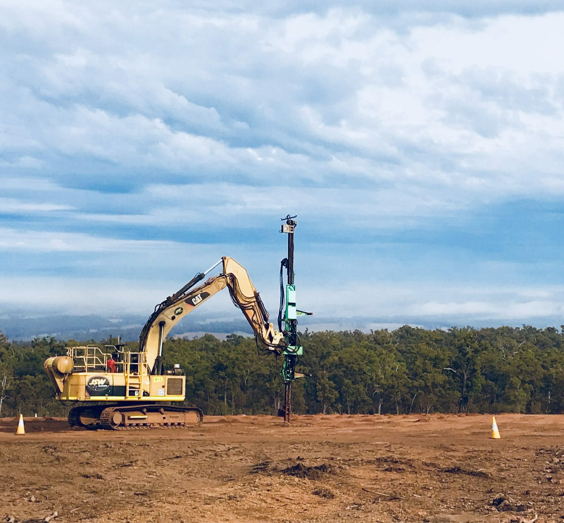 jsw-boddington-bauxite-drilling-and-blasting