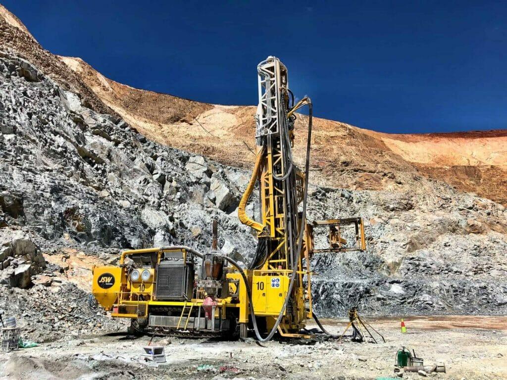 jsw-grade-control-drilling-mt-magnet